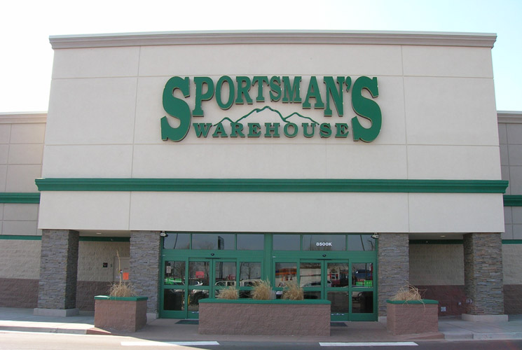Pic: Sportsman's Warehouse #142