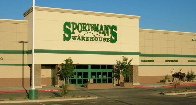 Pic: Sportsman's Warehouse #132