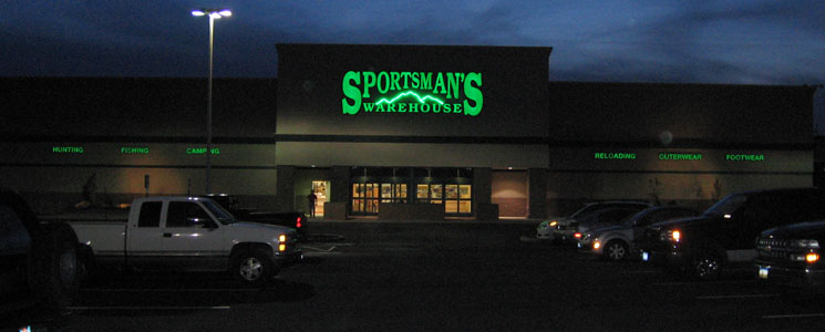 Pic: Sportsman's Warehouse #148
