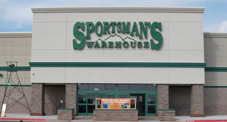 Pic: Sportsman's Warehouse #136