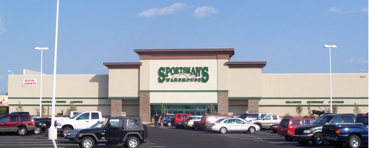Pic: Sportsman's Warehouse #152